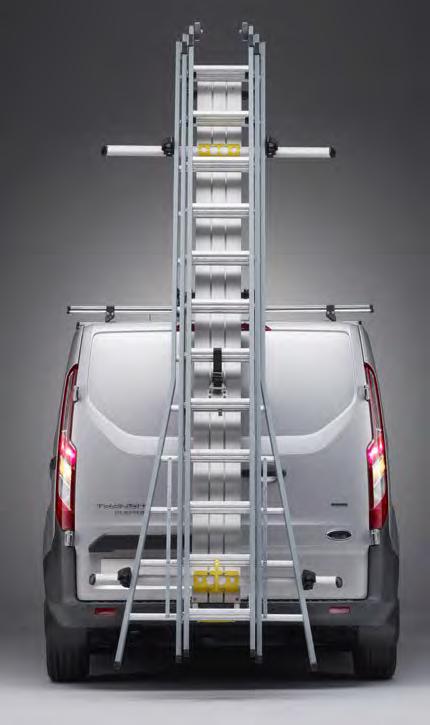 Dachtraeger-Leiterlift